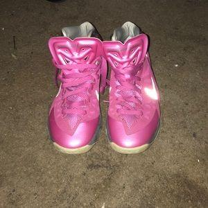 Pair of Nike sneakers